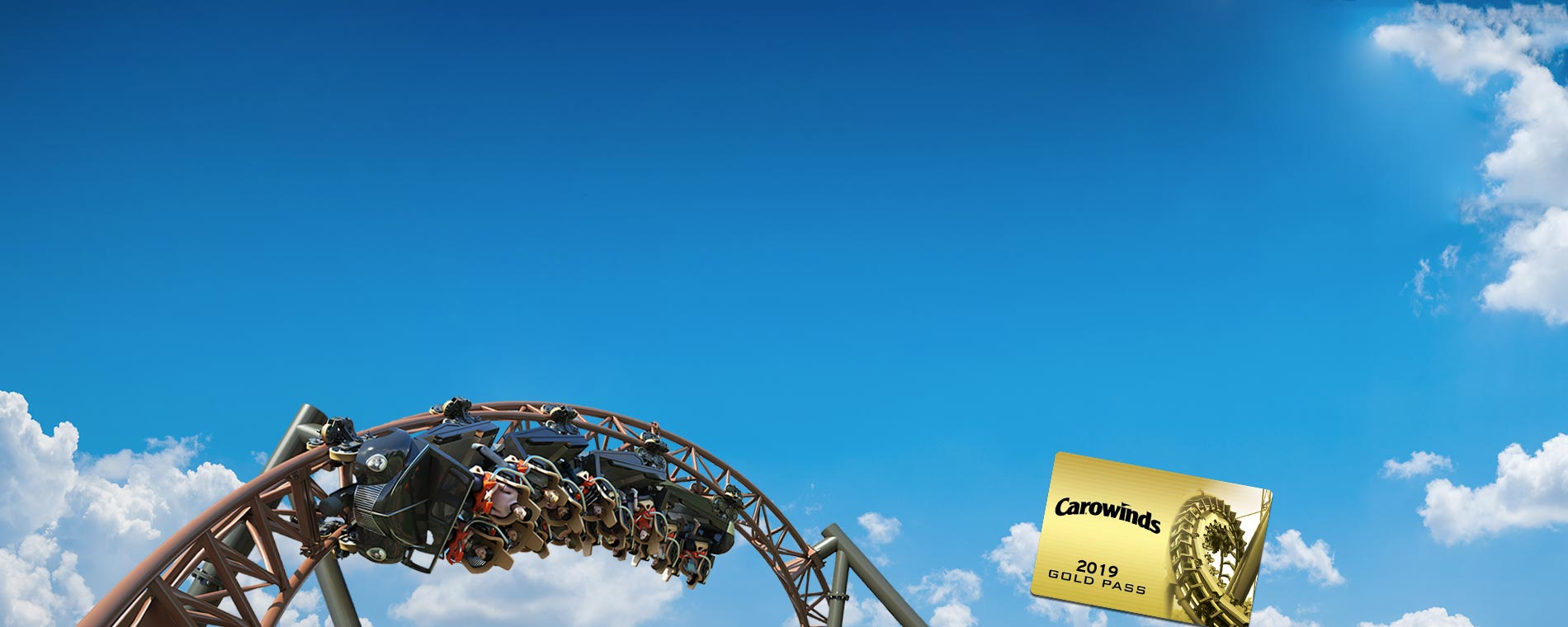 Carowinds Season Passes