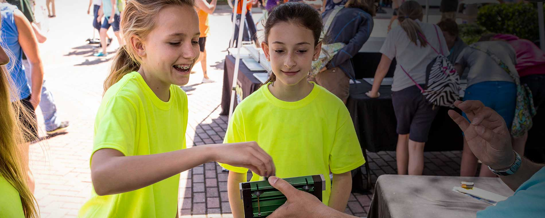 Carowinds' Student and Youth Programs