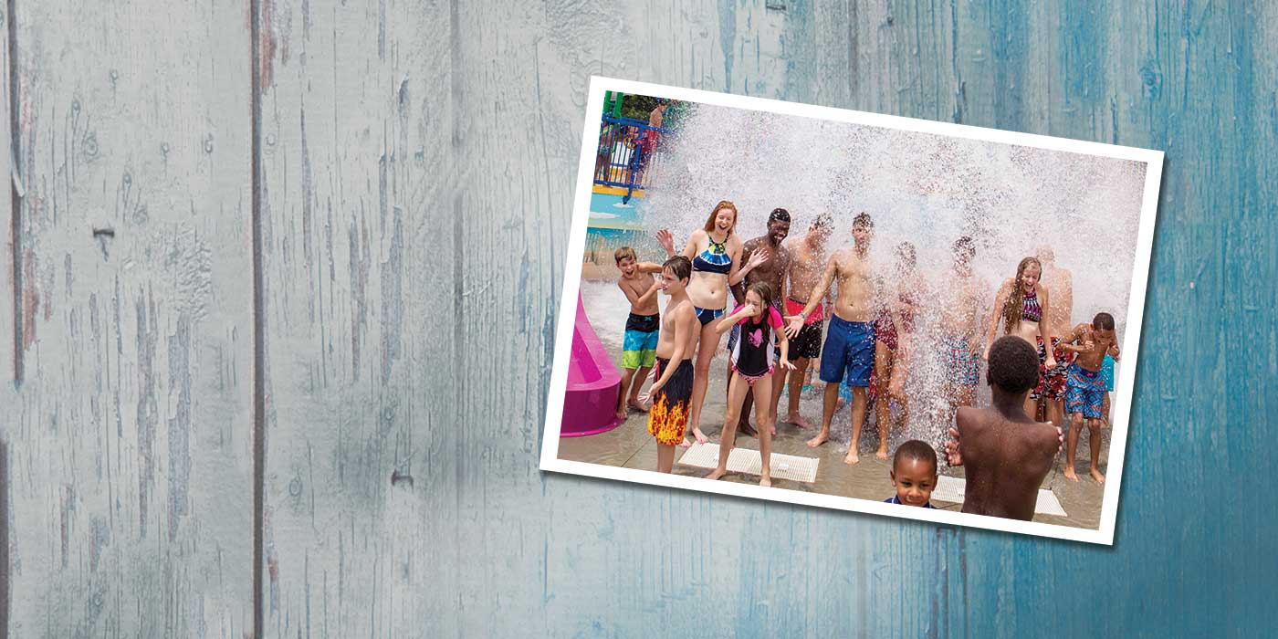 Family Water Park Activities at Carowinds' Carolina Harbor