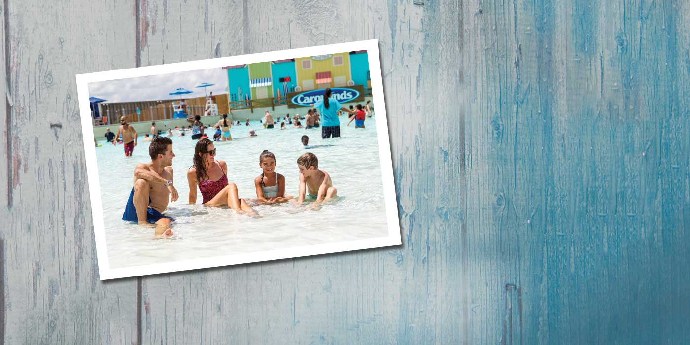 Surf Club Harbor at Carowinds' Carolina Harbor Water Park