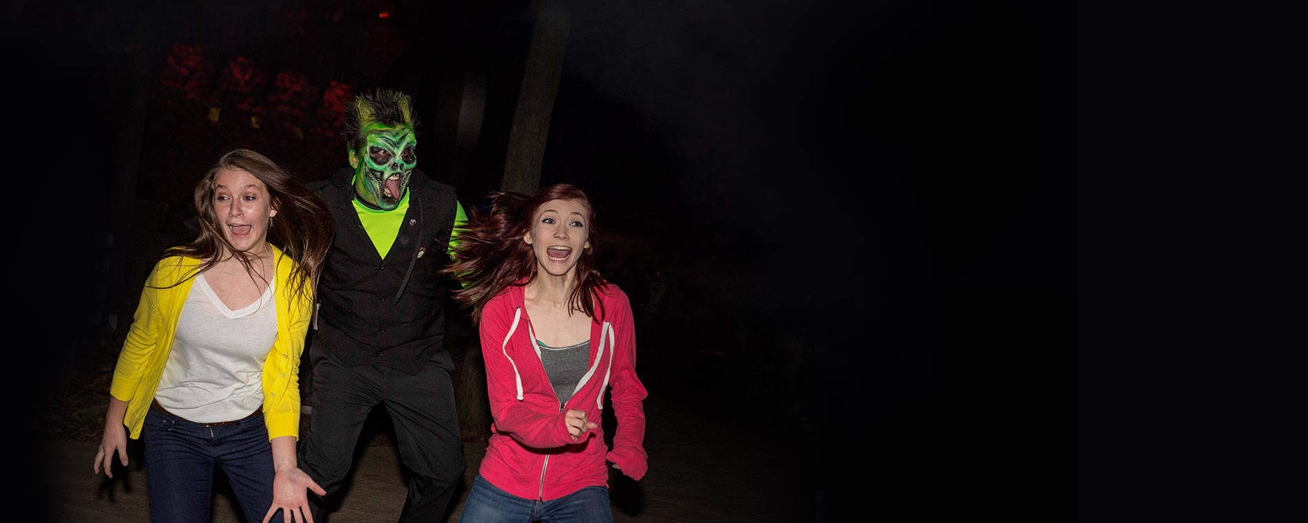 Student ID Friday Nights at Cedar Point's Halloween Event