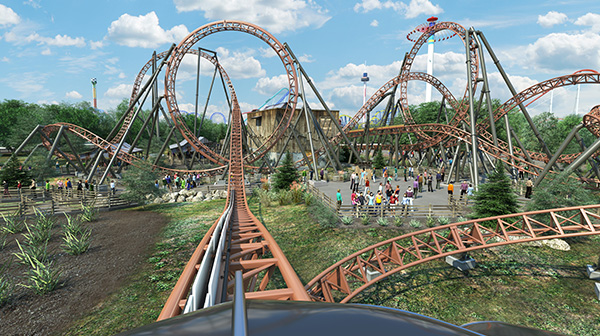 Curved Magnetic Launch on Copperhead Strike