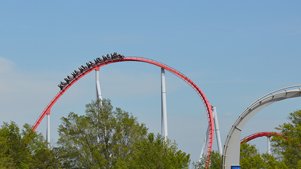 Carowinds Quiz: Which Roller Coaster Are You? Results Intimidator