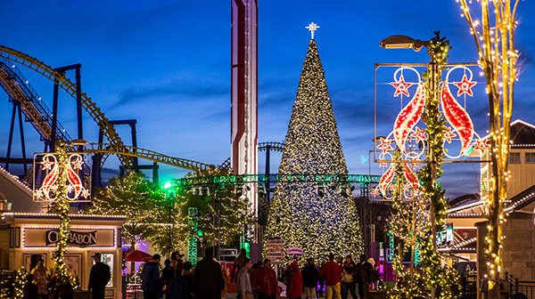 7c51c4110a48cf ... Lighting Celebration to kick off your date! Jingle Bell Boardwalk  dazzles guests with millions of brilliant lights that dance to festive  holiday music.