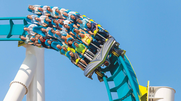 Carowinds Quiz: Which Roller Coaster Are You? Results Fury 325