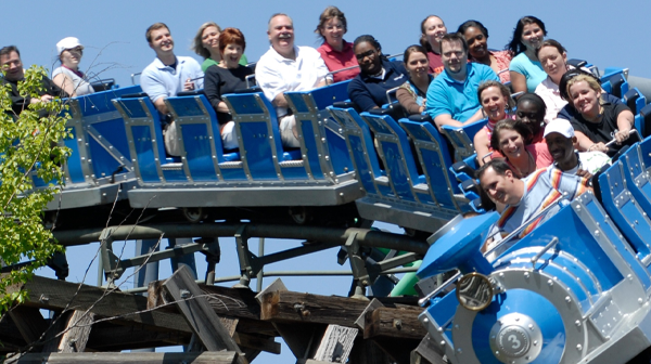 Carowinds Quiz: Which Roller Coaster Are You? Results Carolina Goldrusher