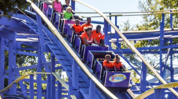 Carowinds Quiz: Which Roller Coaster Are You? Results Woodstock Express