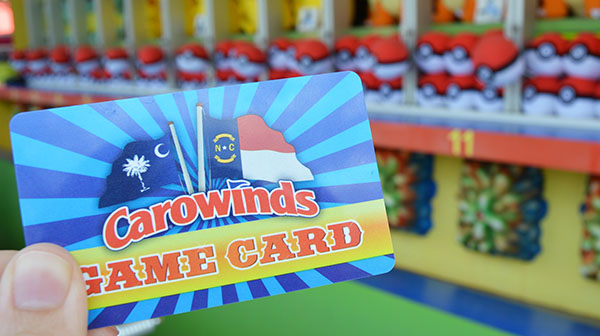 carowinds date guide