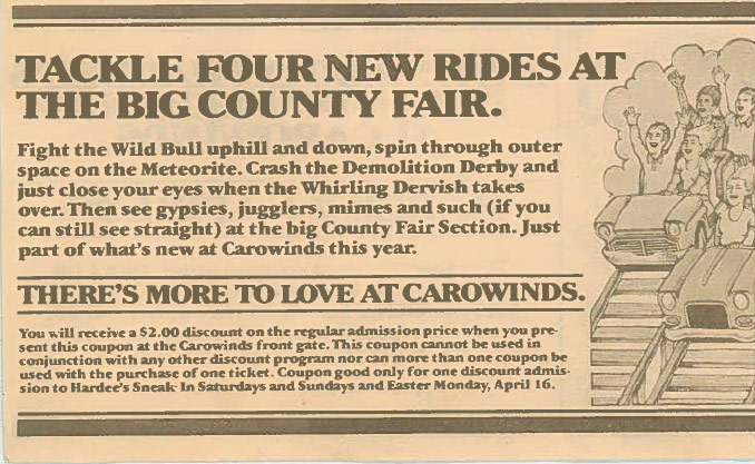 Carowinds County Fair