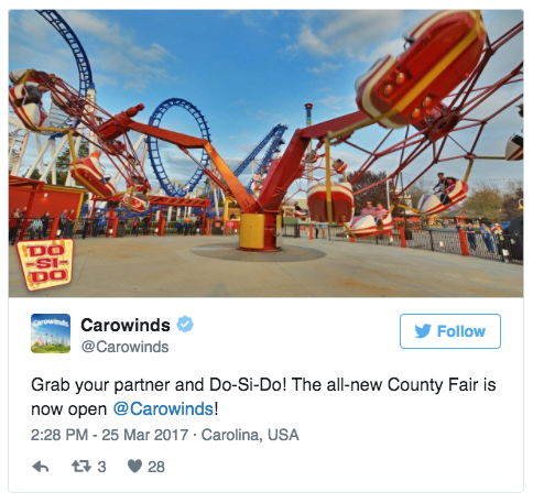 History Repeats: County Fair - Carowinds on