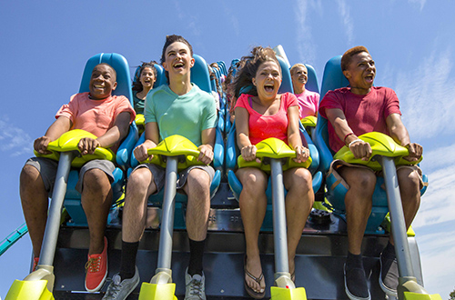 Carowinds Corporate Group Tickets and Incentives