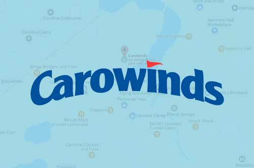 Carowinds Directions