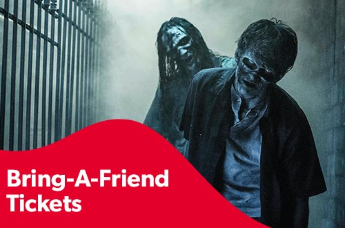 SCarowinds Bring-A-Friend Tickets