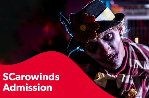 SCarowinds Admission