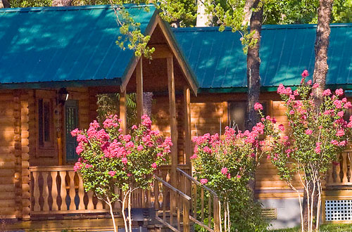 Cabin & Cottage Rentals at Camp Wilderness Lodge
