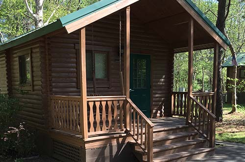 Carowinds Camp Wilderness