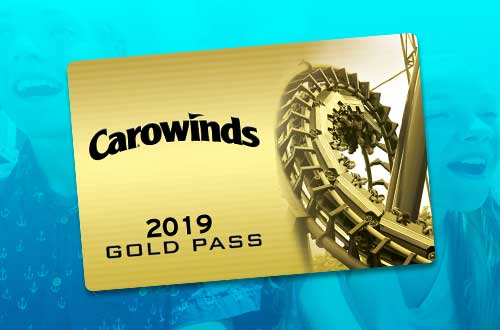 Carowinds Season Pass
