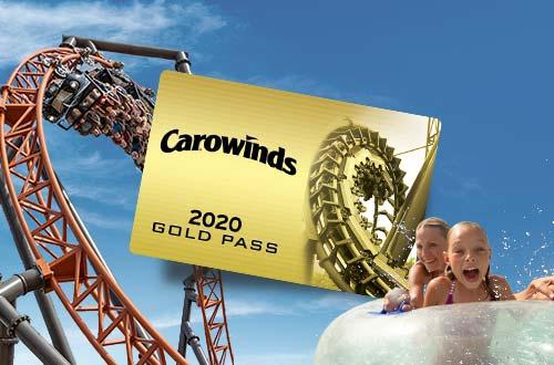 Carowinds Calendar 2020 Amusement Park Hours | Carowinds