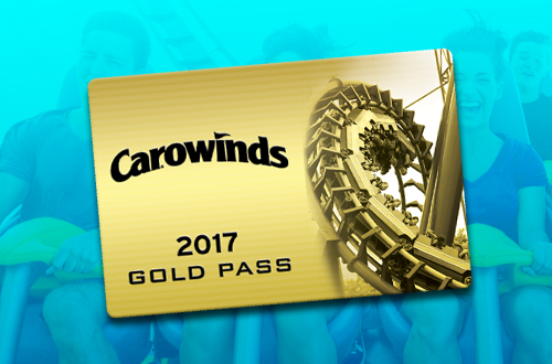 Carowinds Camp Wilderness Passholder Discount