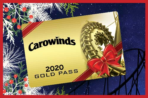 Carowinds Amusement Park Season Pass
