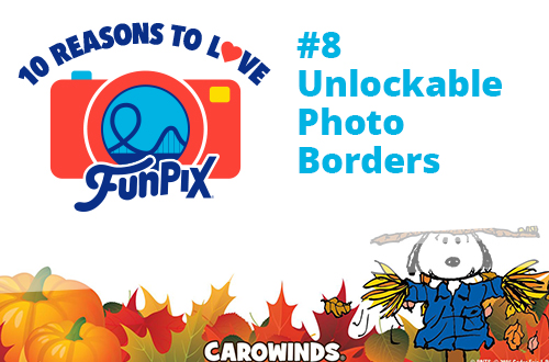 Unlockable Photo Borders