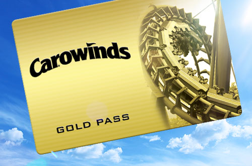 Carowinds Season Pass Portal