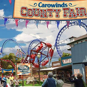 Carowinds Field Trips County Fair