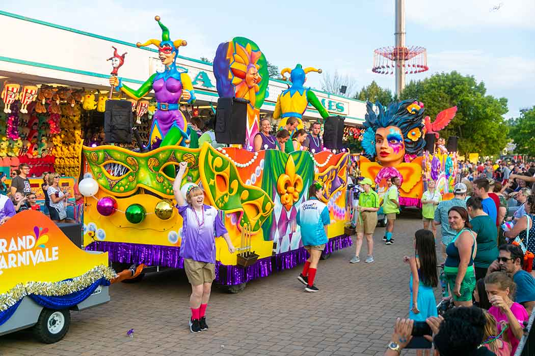 Grand Carnivale at Carowinds