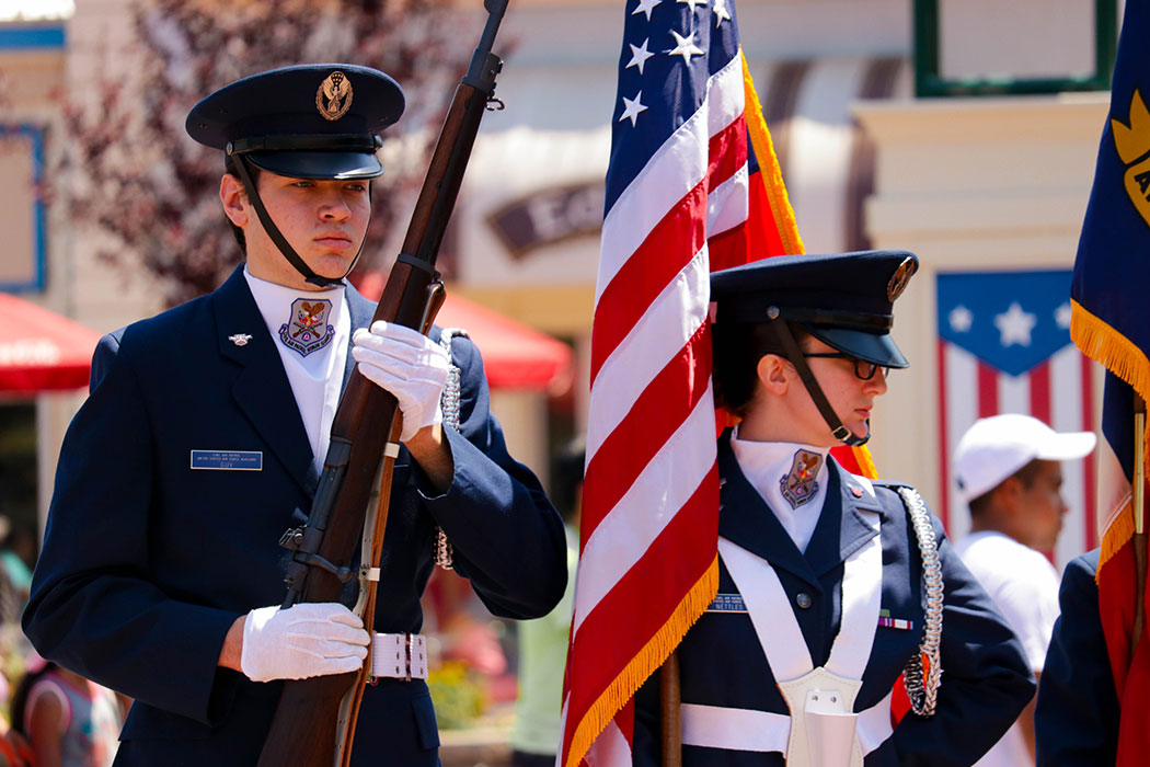 Military Appreciation Days | Carowinds