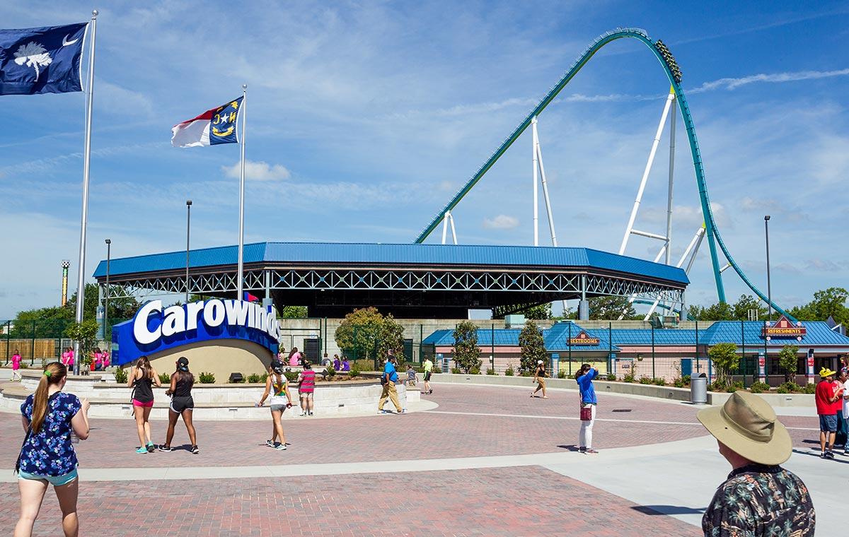 Amusement Park Calendar & Hours | Carowinds