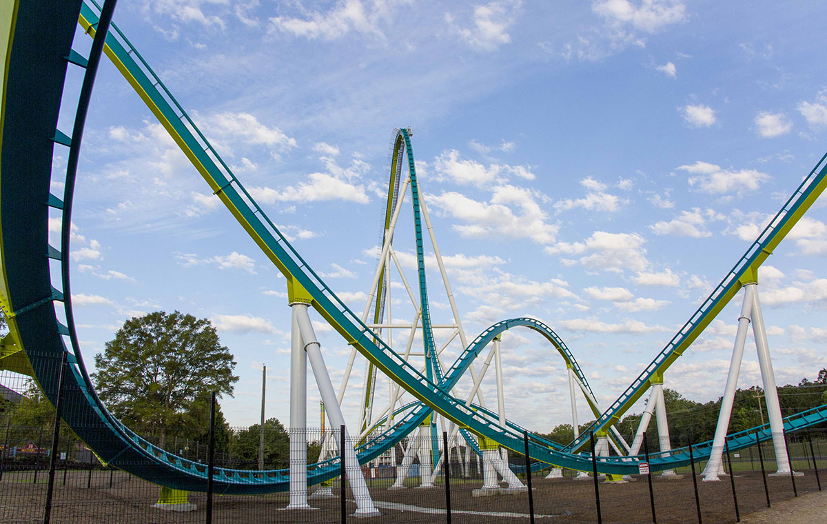 Fury 325 Worlds Tallest And Fastest Giga Coaster Carowinds Diagram Of Normal Curve Also With Roller Force Physics