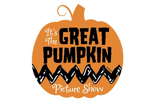 It's the Great Pumpkin Picture Show