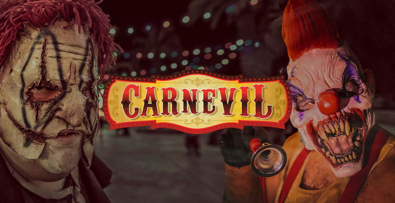 CarnEVIL at the SCarowinds Halloween Event