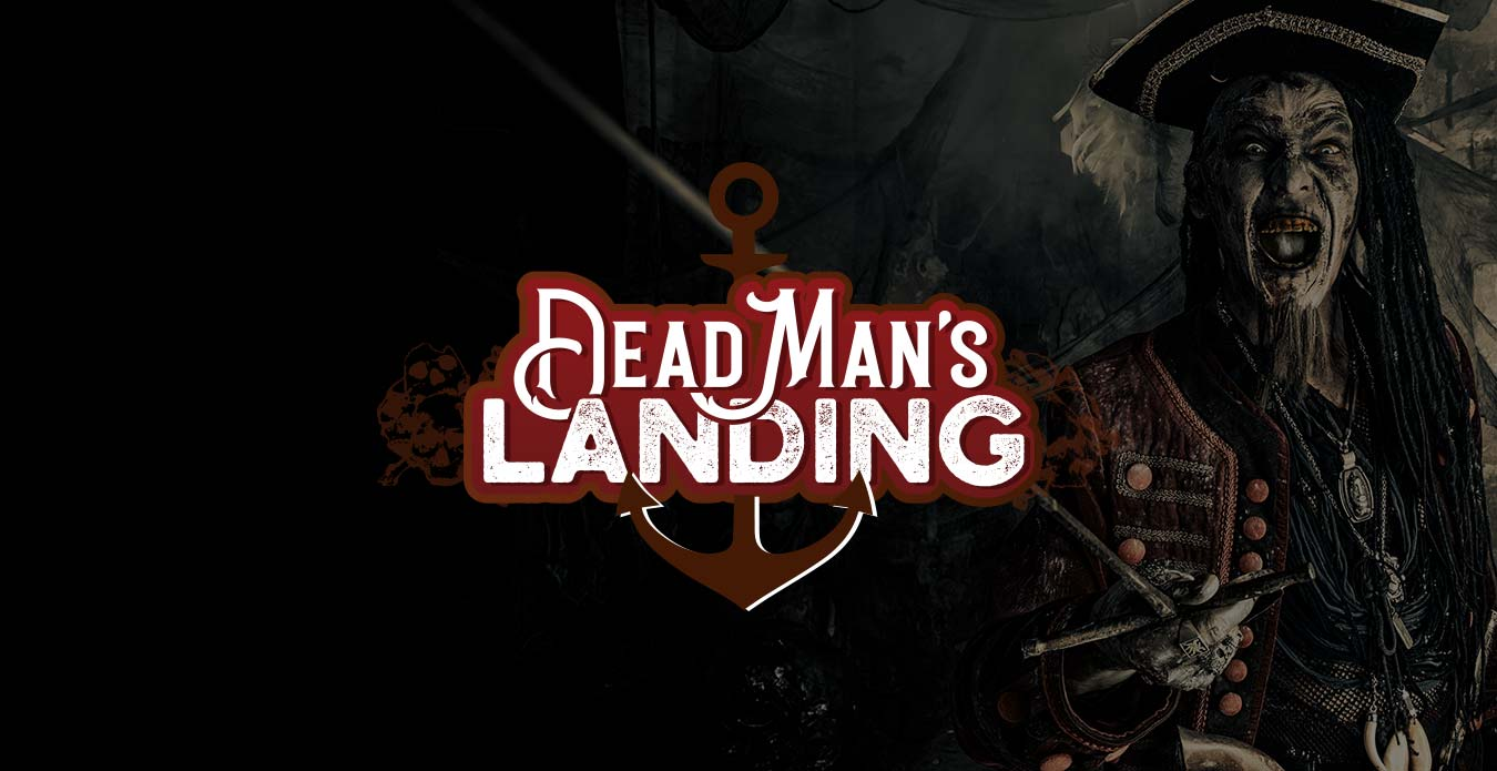 Deadman's Landing at the SCarowinds Halloween Event
