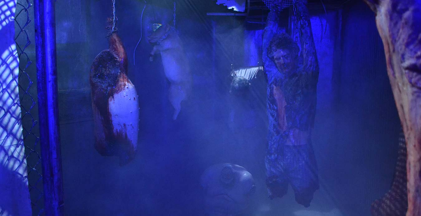 Slaughterhouse: The Final Cut at the SCarowinds Halloween Event