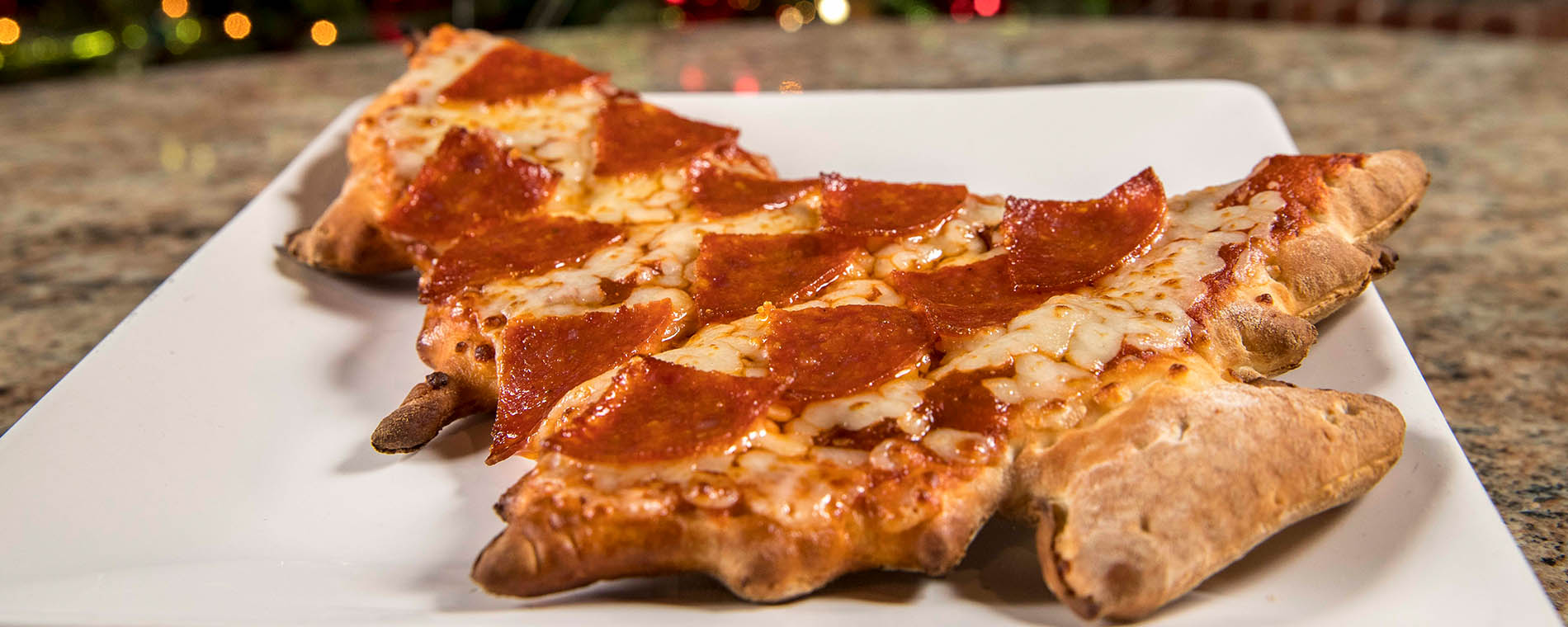 Prancer's Pizza at Carowinds' Holiday Event