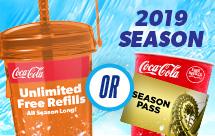 Season Passes & Upgrades | Carowinds