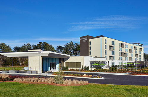 SpringHill Suites Charlotte