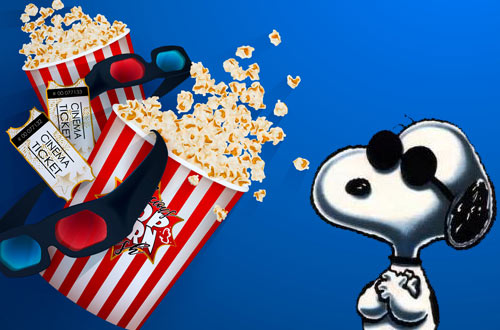 Peanuts Family Movie and Story time with Snoopy