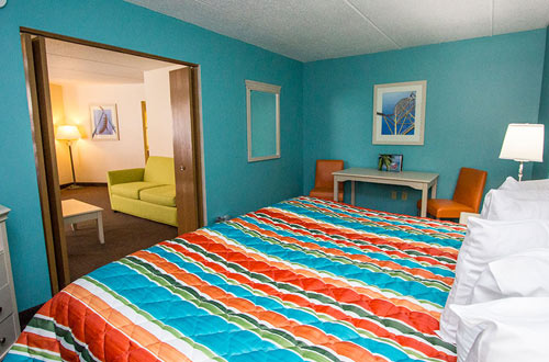 Castaway Bay Flamingo Suite