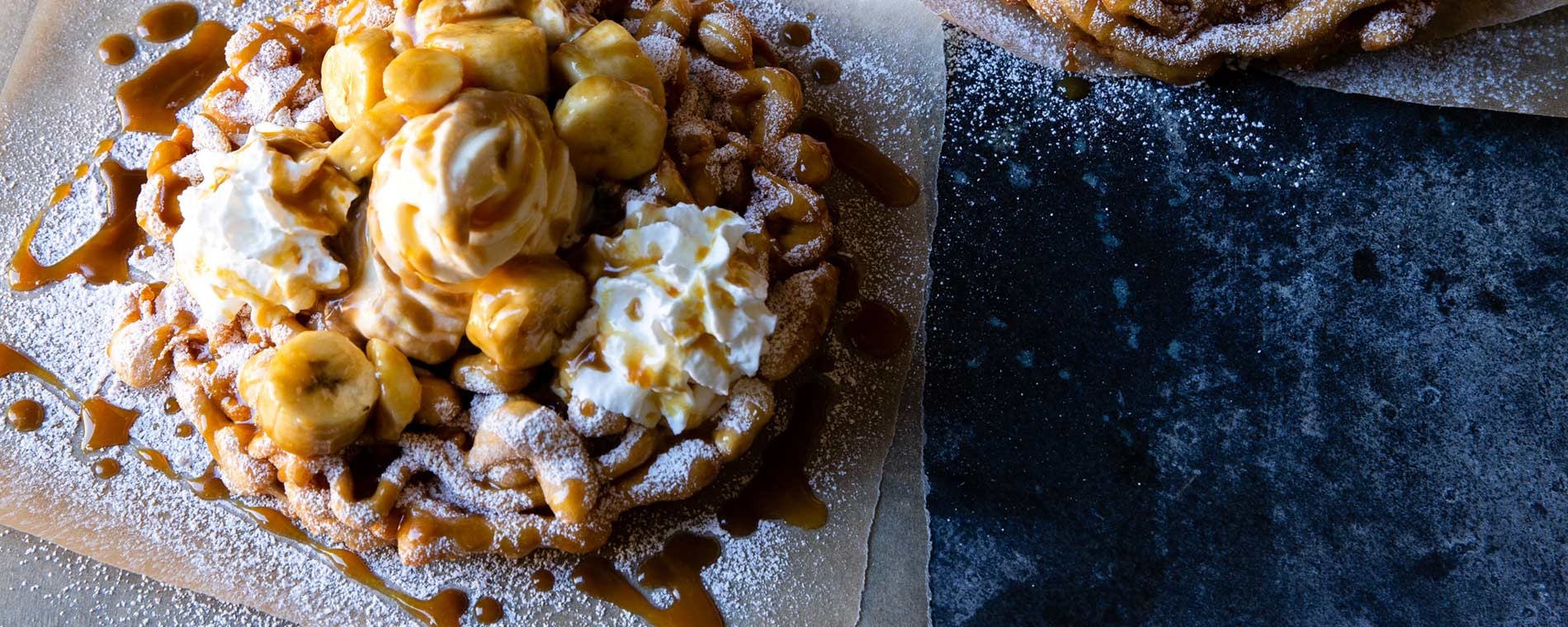 Funnel Cake at Home