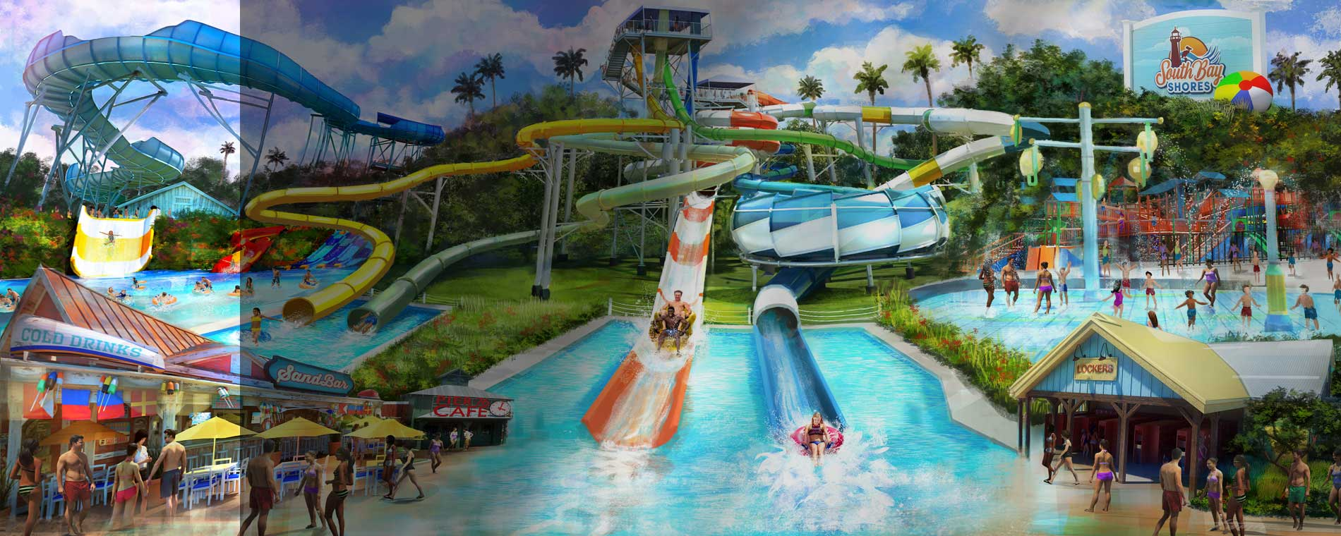 South Bay Shores Waterpark