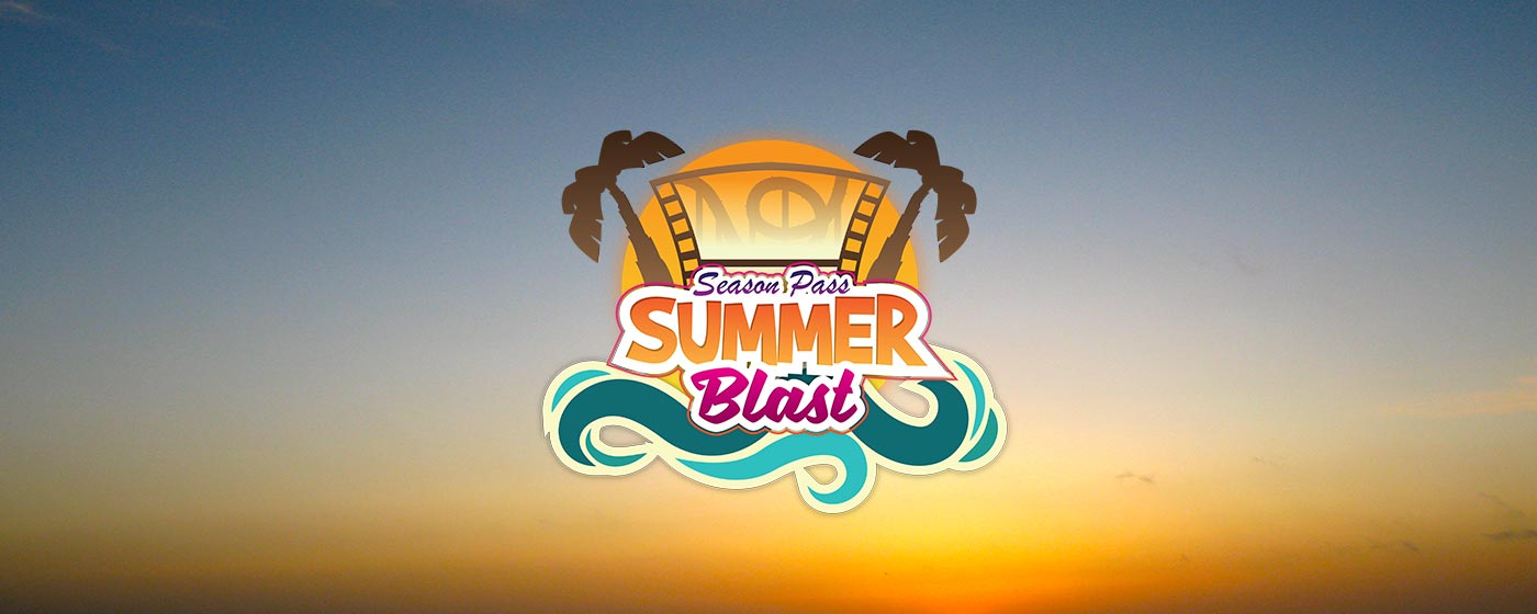 Season Pass Summer Blast at Boomerang Bay