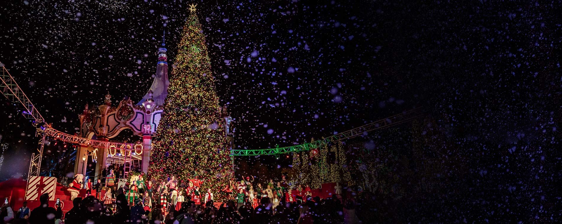 WinterFest Tickets at Great America's Holiday Event