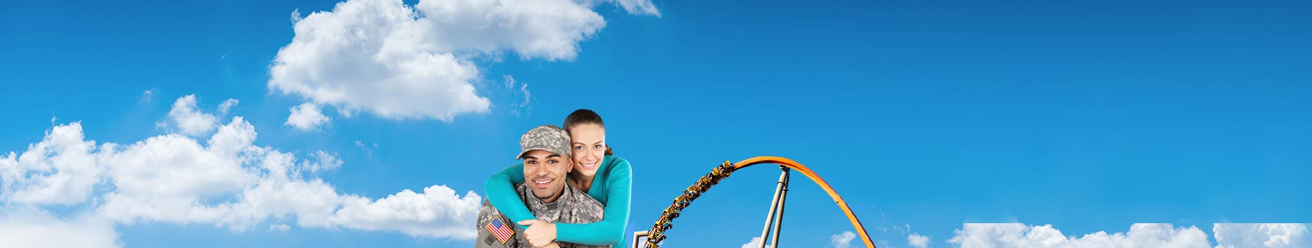 Military Discount Tickets to California's Great America