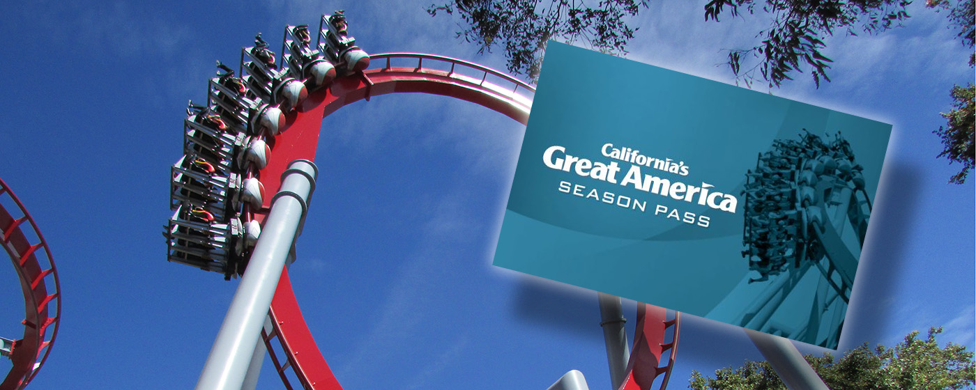 If Youre Lo Ng For An Incredible Deal On Northern California Entertainment Look No Further Than Californias Great America A Season Pto