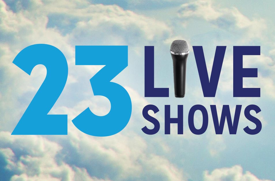 23 Live Shows