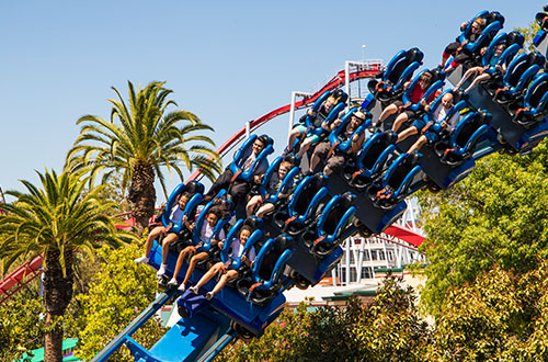 Great America Park Buyouts