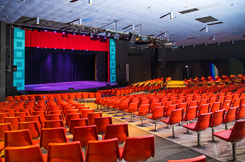 Theater Royale at Great America's Corporate Event Venue