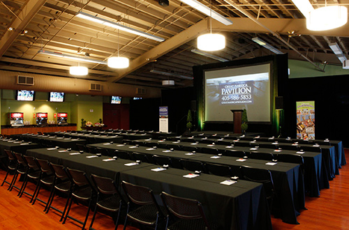 Great America Pavilion Meeting Space & Event Venue